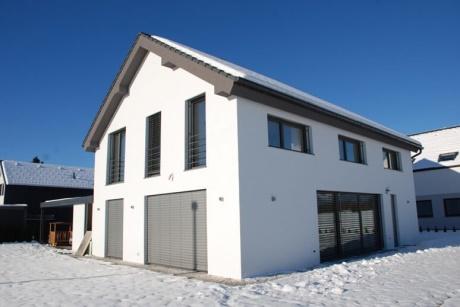 Z Ytong elementi gradimo energijsko učinkovite hiše.