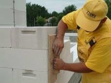 Ytong zidaki so kot naročeni za pasivno gradnjo.