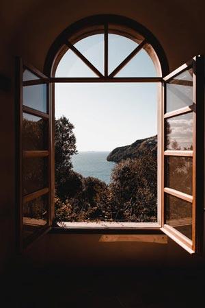 Užitek ob odprtem oknu